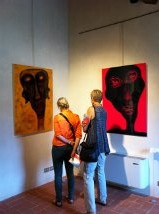 Chianti Star Festival 2014 peintures EHuet
