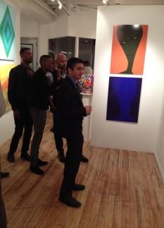 Photo Atlantic Gallery NYC 2015 - site salle peintures EH copy