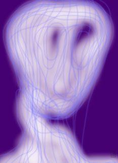 Dans la chaleur du placenta bleu plus clair FB Aweb